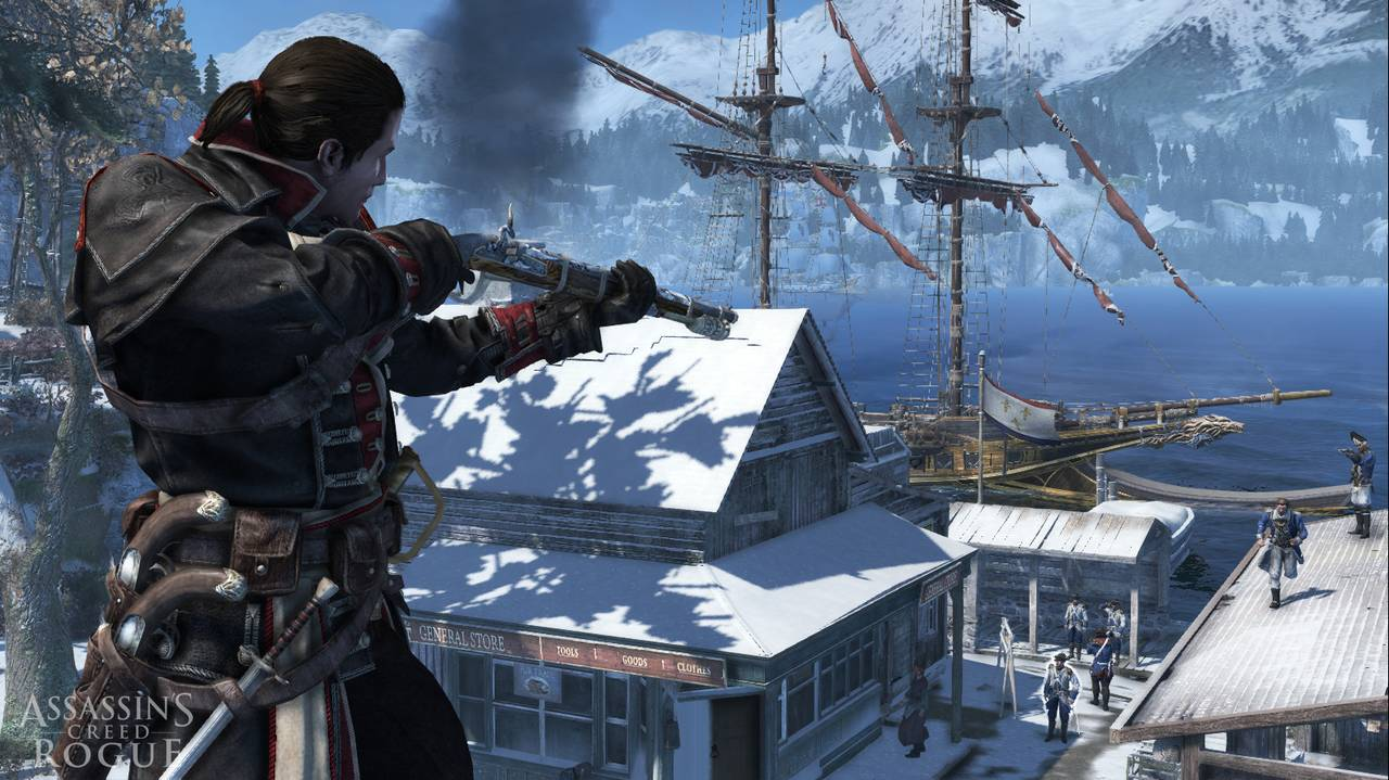 ASSASSINS CREED ROGUE Uplay Key + BONUS