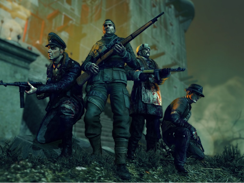 Sniper Elite: Nazi Zombie Army 2 (Steam/Region Free)