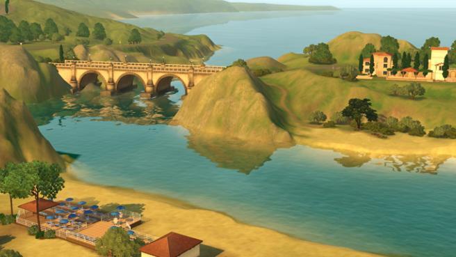 The Sims 3: Set Cities (Worlds Bundle) ORIGIN / DLC + B