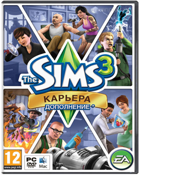 The Sims 3: Ambitions (Ambitions) Origin / DLC + BONUS