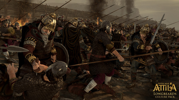 TOTAL WAR ATTILA *DLC LONGBEARDS (Steam KEY/ROW/MULTI)