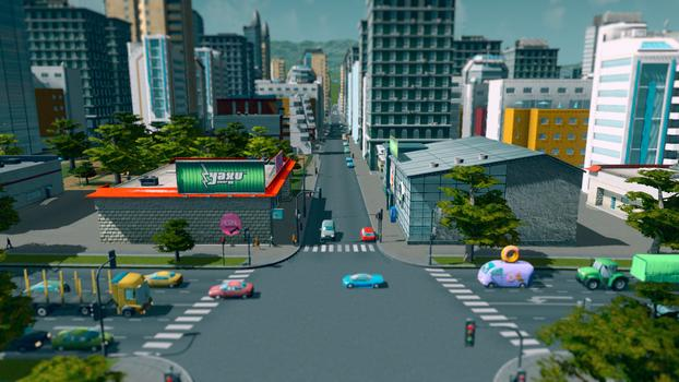 CITIES: SKYLINES (STEAM KEY- RU / CIS) + BONUS