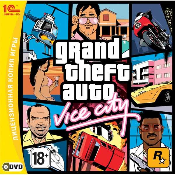 Grand Theft Auto: Vice City Steam CD Key Global