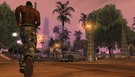 GTA San Andreas(Grand Theft Auto)Steam KEY/RegionFREE