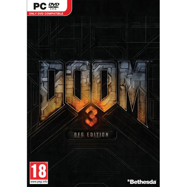 DOOM 3 BFG Edition (Steam/ Region Free) + Bonus
