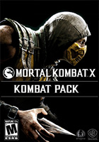 MORTAL KOMBAT X: KOMBAT PACK DLC (Steam/Весь Мир)