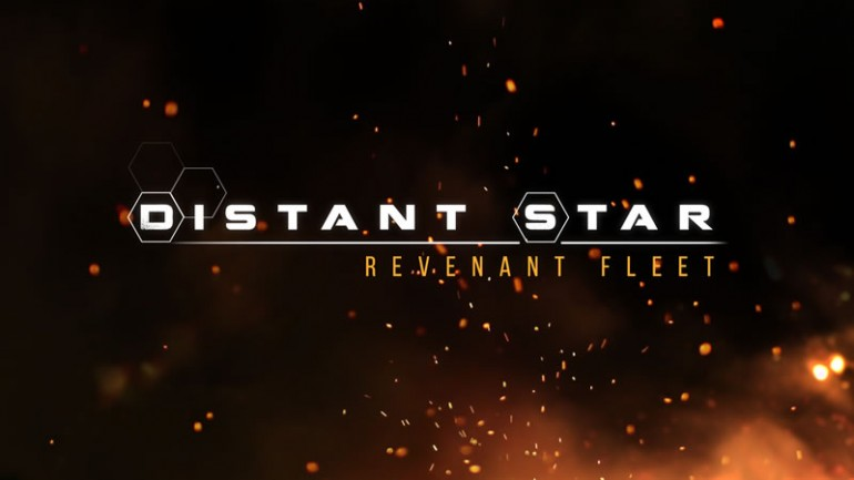 Distant Star:Revenant Fleet/Region Free/Steam Key