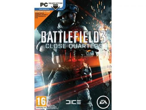 BATTLEFIELD 3: Close Quarters DLC (RegFree/Origin Key)