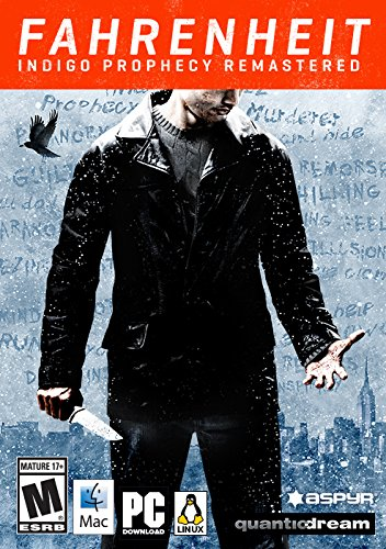 Fahrenheit Indigo Prophecy Remastered(RegionFree/Multi)