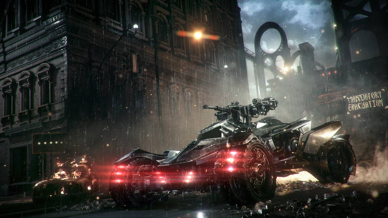 Batman Arkham Knight (STEAM KEY/RU) + BONUS