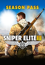 Sniper Elite 3 III Season Pass + BONUS *RU KEY/DLC