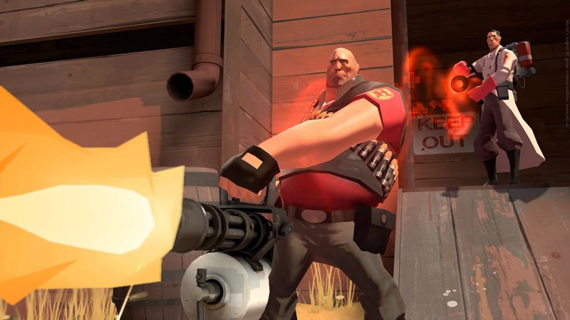 Team Fortress 2 (STEAM KEY + Б О Н У С/RU/CIS)