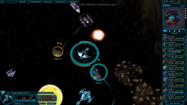 GALACTIC CIVILIZATOON III 3(Steam KEY/Multi/RegionFREE)