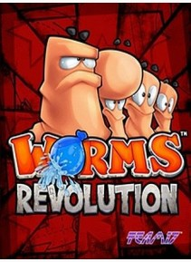 Worms Revolution Steam Key Ru