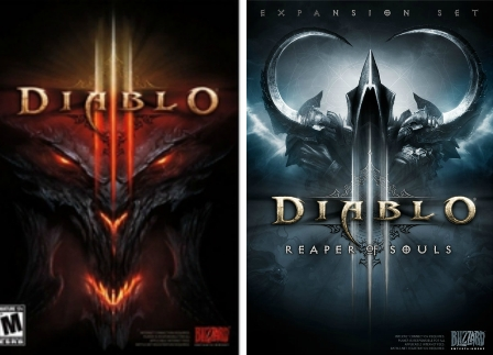 DIABLO III: Battle Chest  (EU/RU/US/Battle.Net)