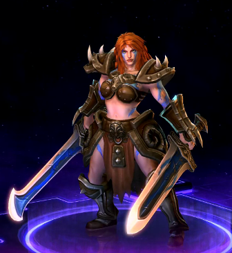 HERO SONYA(Sonya)for Heroes of the Storm RegionFree