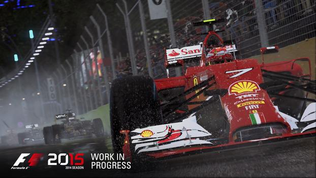 Formula 1 2015/F1 2015 (Steam Key/Region Free)