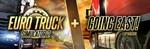 EURO TRUCK SIMULATOR 2 Gold (Steam/Region Free) + Bonus