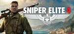 Картинка Sniper Elite 4 (Steam RU) + Бонус title=