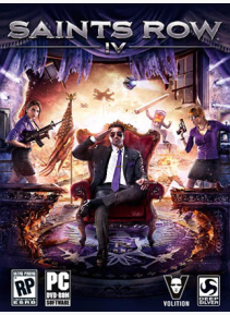 Saints Row IV (для США и СНГ)  / (for US  and CIS) ключ