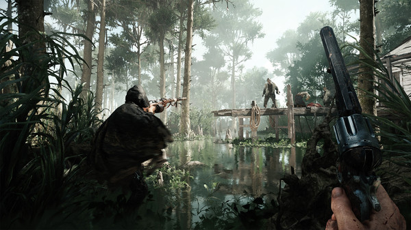 Hunt: Showdown (Steam | RU)
