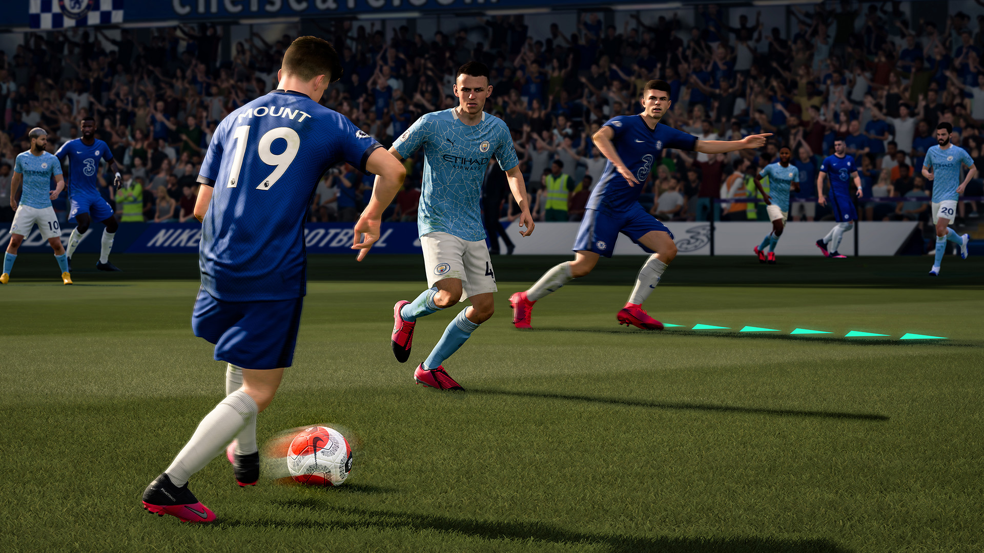 EA SPORTS™ FIFA 21 + Select Edition (Steam | RU)