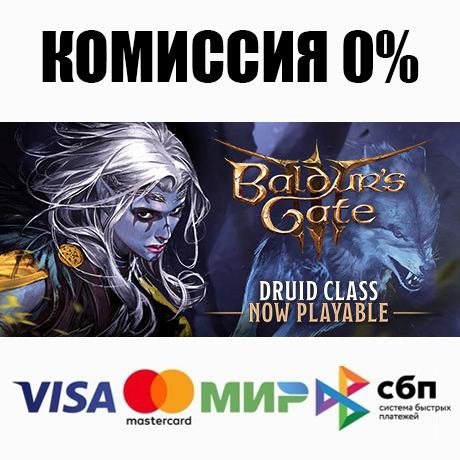 Baldur's Gate 3 (Steam | RU) - 💳 КАРТЫ 0%