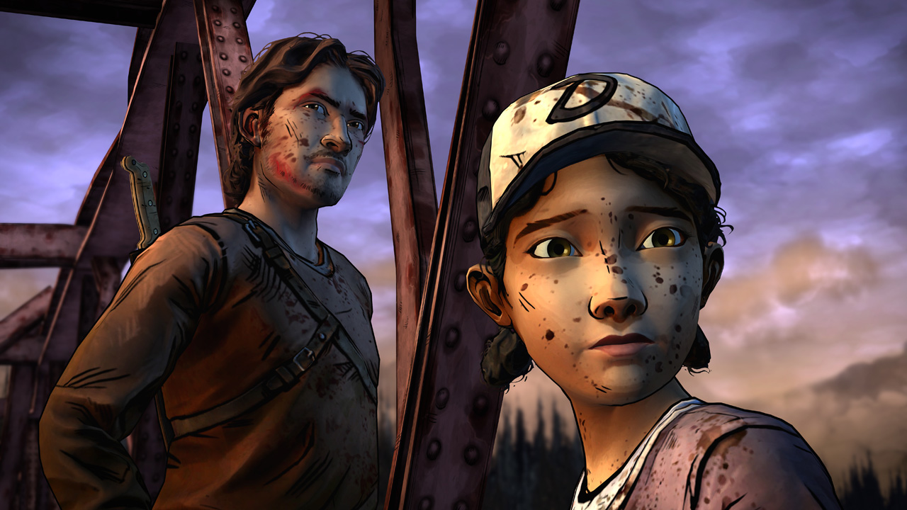 The Walking Dead : Season 2 ( Steam Gift / RU + CIS )