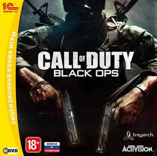 Call of Duty Black Ops ( part 1 ) ( Steam Key / RU+CIS) 2019