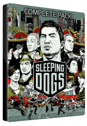 Sleeping Dogs Collection 2012  Steam Gift / Region Free