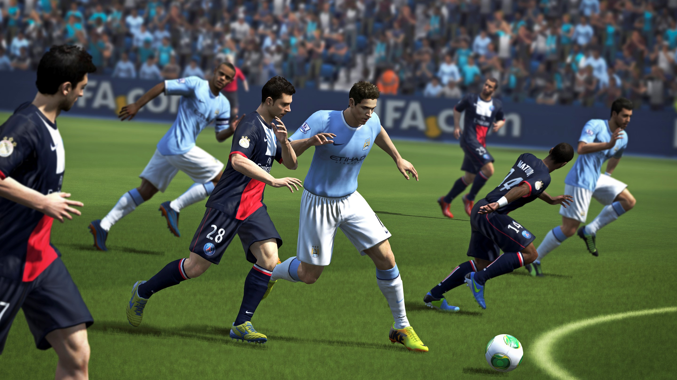 FIFA 14  ( Origin Key / RoW / Region Free )