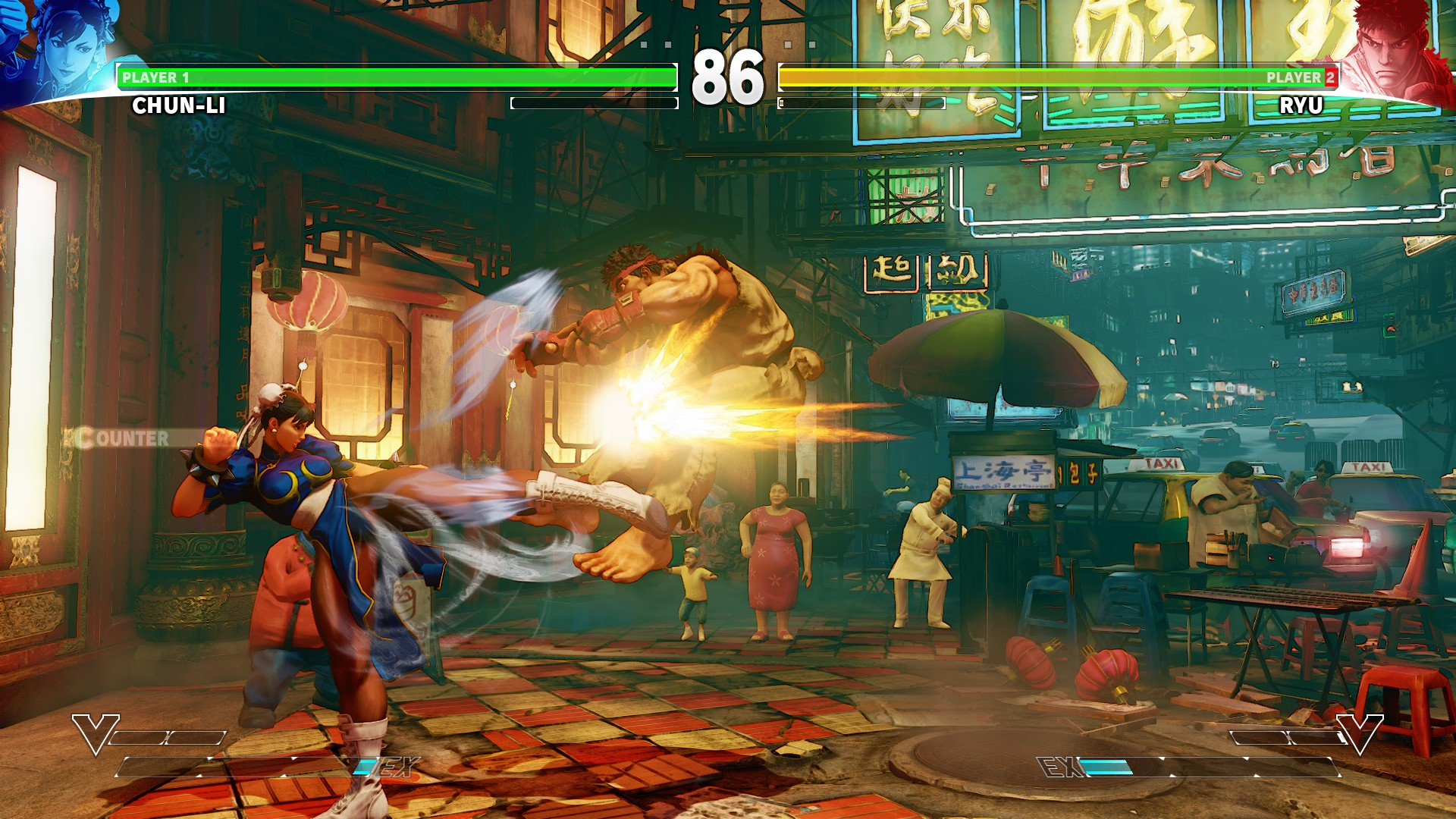 Street Fighter V ( Steam Key / RU + CIS )
