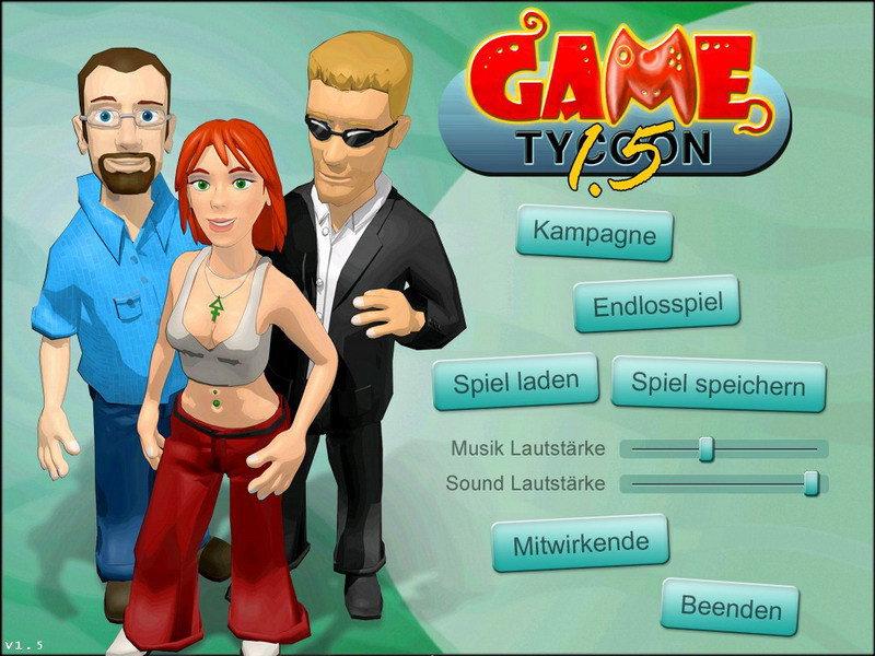 Game Tycoon 1.5 (Steam key/Region free)