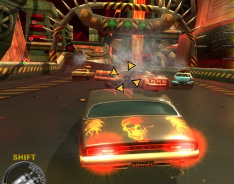 Lethal Brutal Racing (Steam key/Region free)