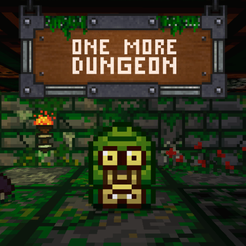 One More Dungeon (Steam key/Region free)