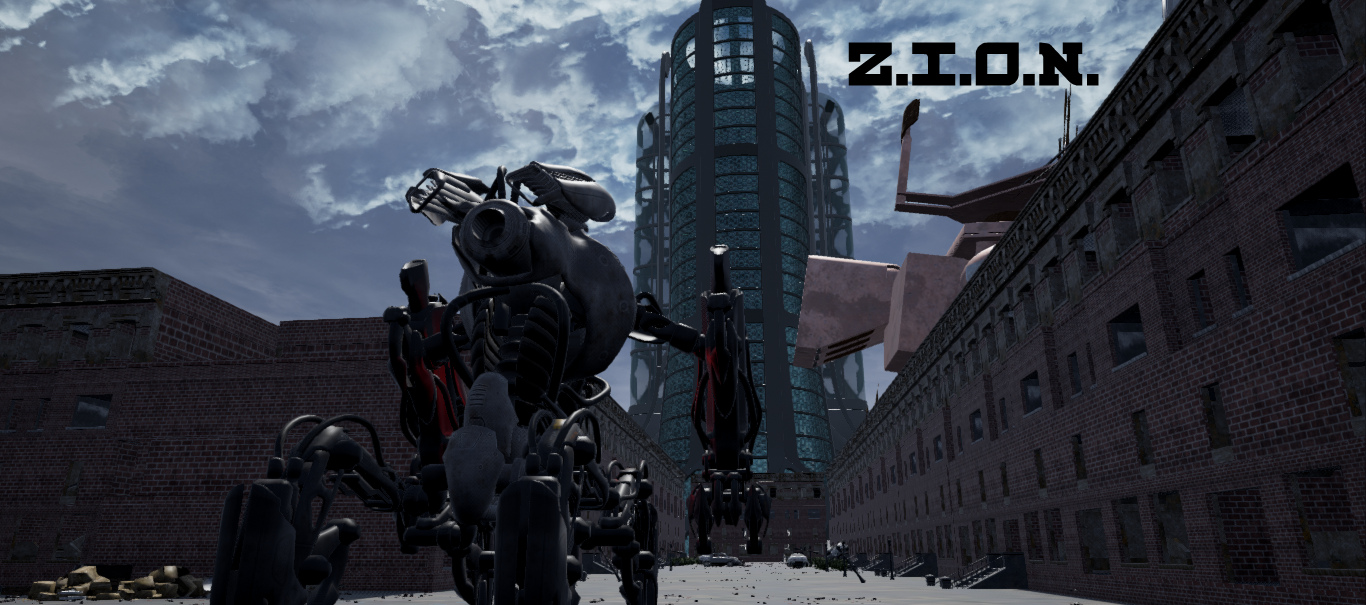 Z.I.O.N.  (Steam key/Region free)