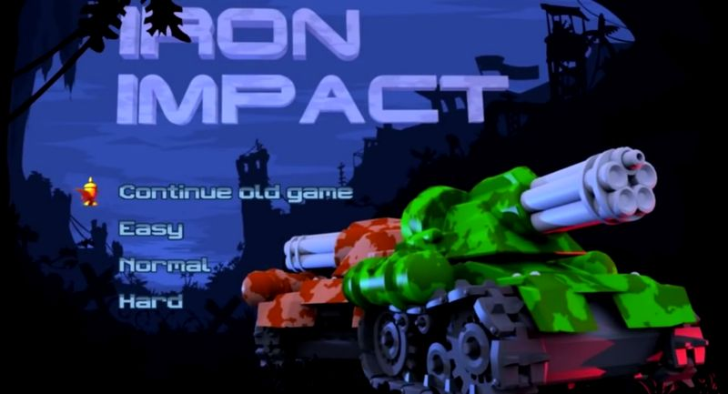 Iron Impact (Steam key/Region free)