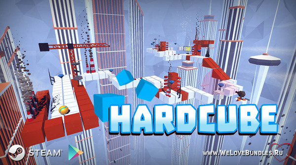 HardCube (Steam key/Region free)