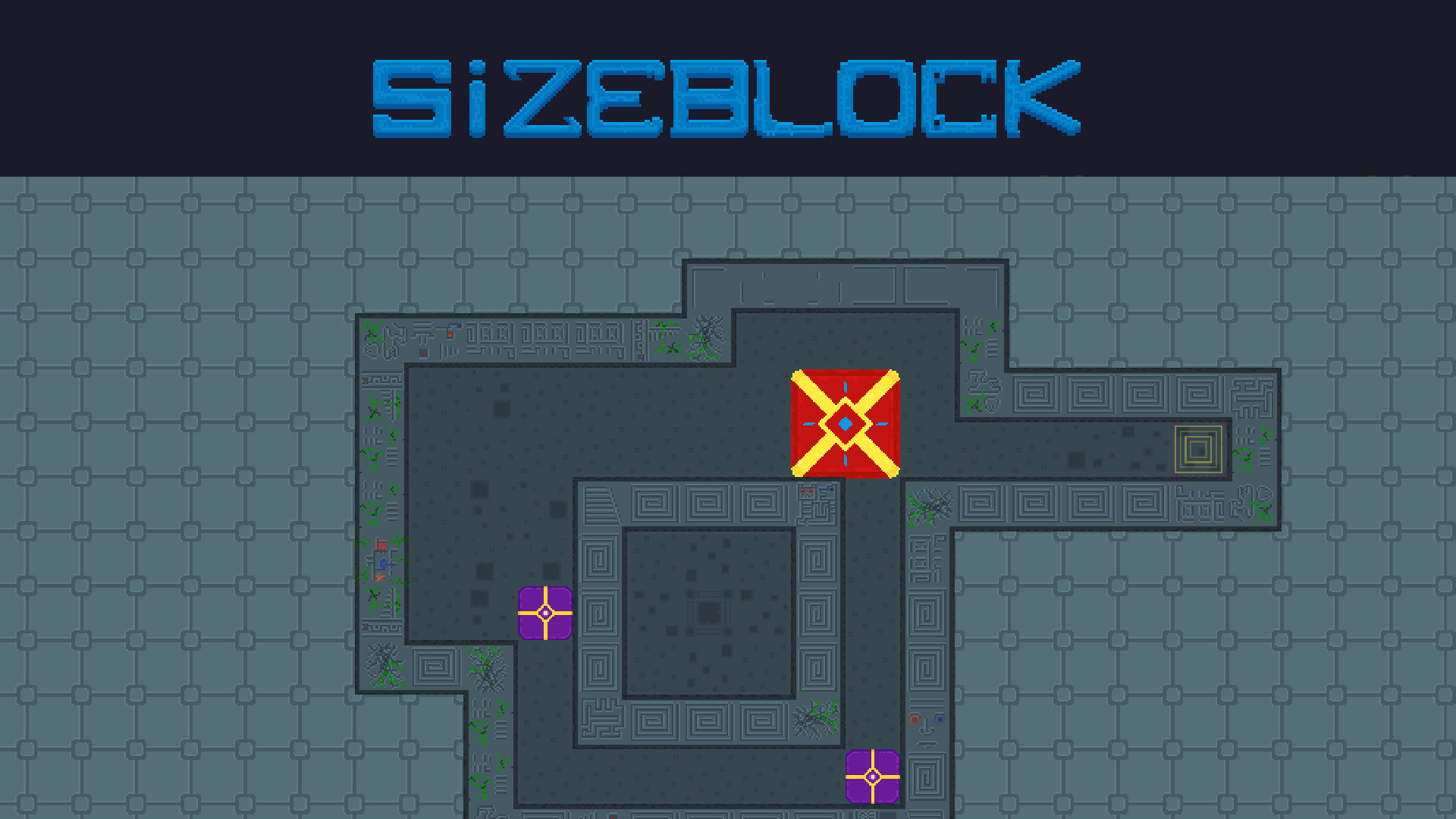 SizeBlock (Steam key/Region free)