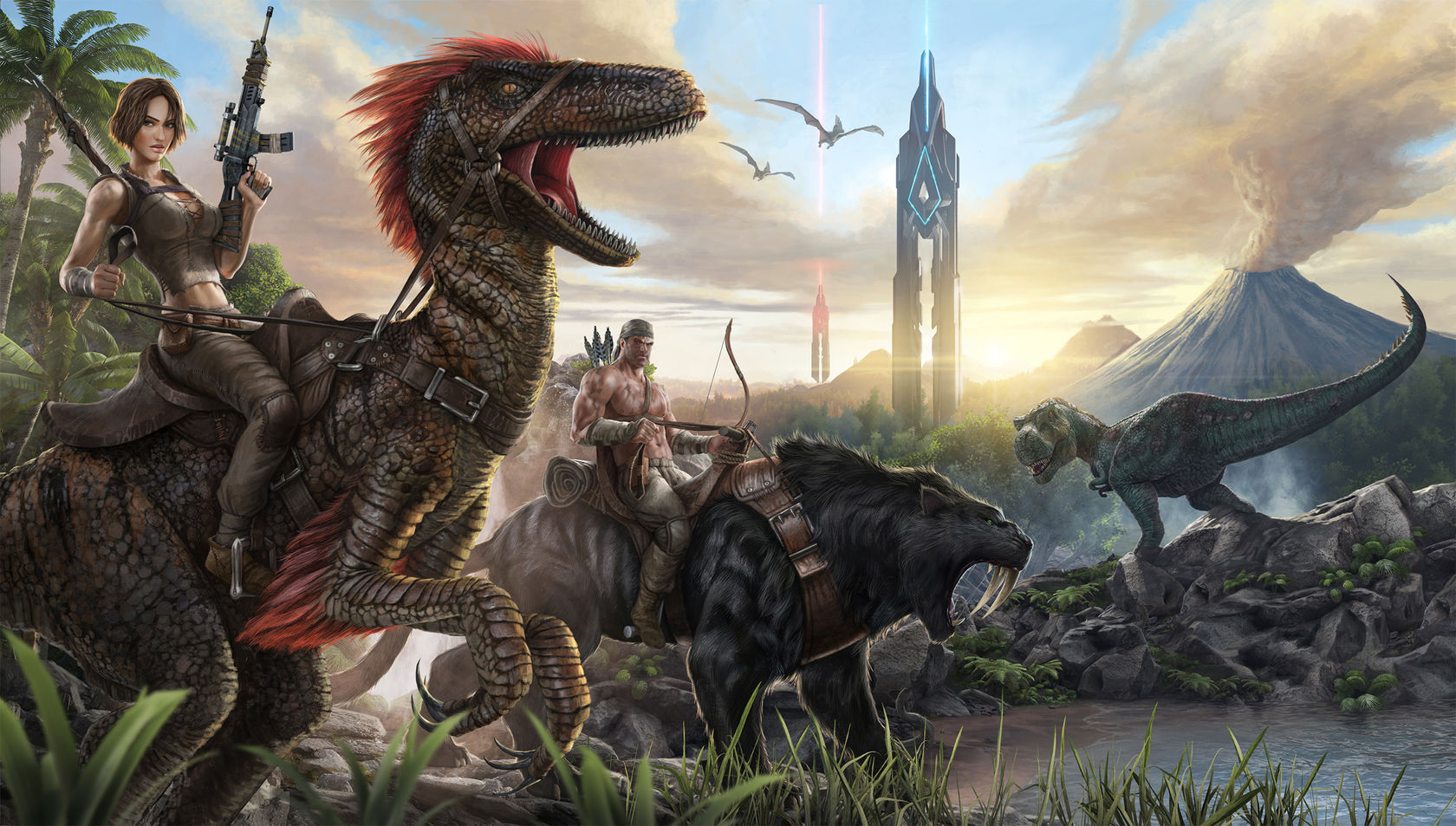 ARK: Survival Evolved (Steam Gift/RU+CIS)