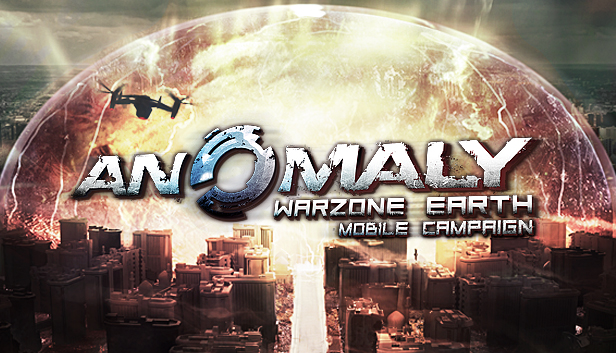 Anomaly Warzone Earth Mobile Campaign (Steam Gift/RU)