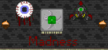 Madness (Steam key/Region free)