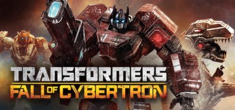 Transformers Fall of Cybertron [Region Free Steam Gift]