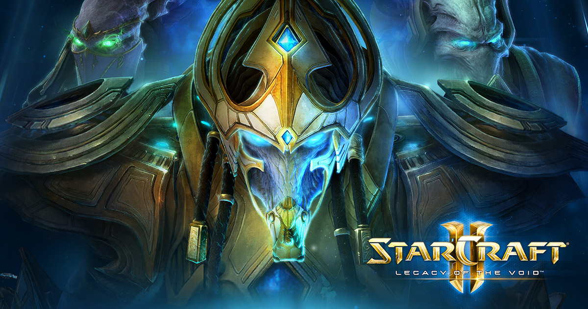 StarCraft 2: Legacy of the Void CD-KEY RU/СНГ