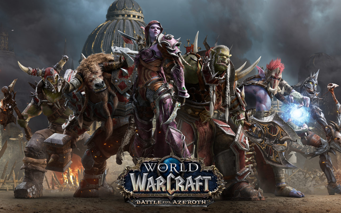 WORLD OF WARCRAFT BATTLE FOR AZEROTH EUR PREPURCHASE
