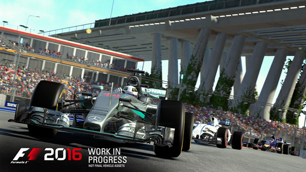 F1 2016 (Steam Gift RU/CIS)