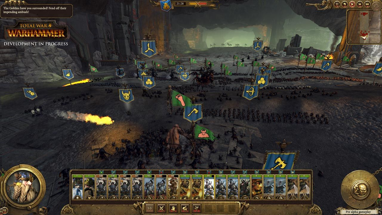 Total War: Warhammer (Steam Gift RU/CIS)