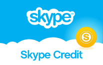 Skype account top up from $2 to $50