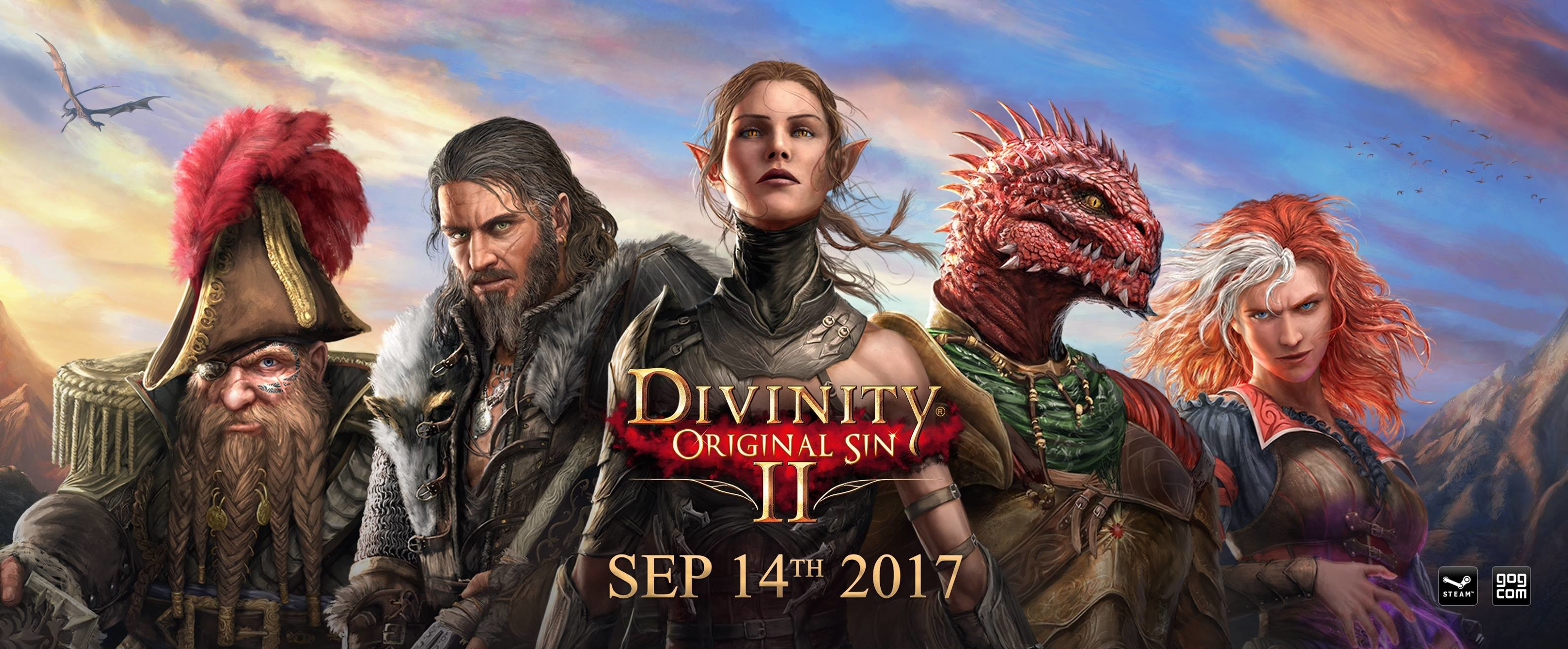 Divinity: Original Sin 2 (only for Russian Steam acc.)