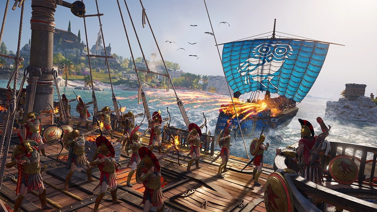Assassin's Creed Odyssey (Steam gift Rusia)